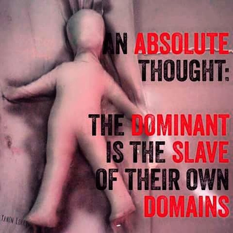 """The Dominant and the Slave"""