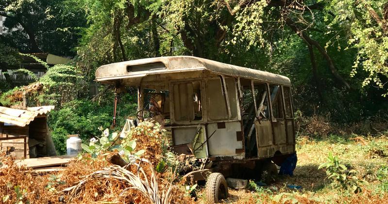 """""""The Ghost Bus"""" ( El Colectivo fantasma)"""