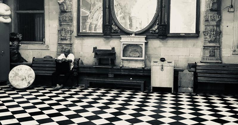 """The Reflection Hall"" (La Sala de Reflexión)"