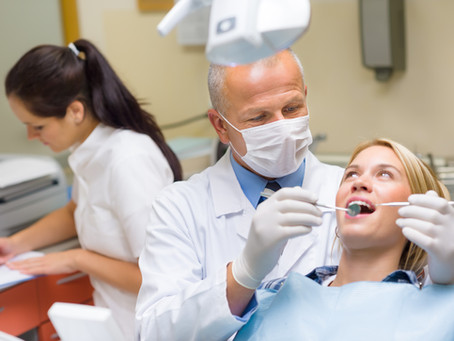 Fear of dental visits stopping Brits from getting oral care