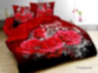 Комплект постельеого белья из сатина класса люкс