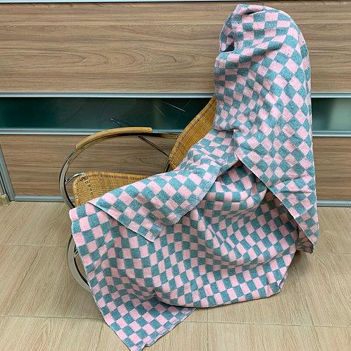 Одеяло 1,5 сп байковое ОБ-10