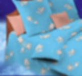 Комплект постельного белья детские расцветки плотностью 120 г/м2