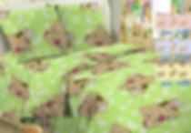 Детский комплект постельного белья из бязи ГОСТ