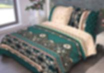 Комплект постельног белья из бязи ГОСТ