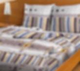 Комплект постельного белья плотностью 120 г/м2