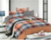 Комплект постельного белья из сатина премиум