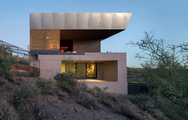 Hidden Valley Desert House
