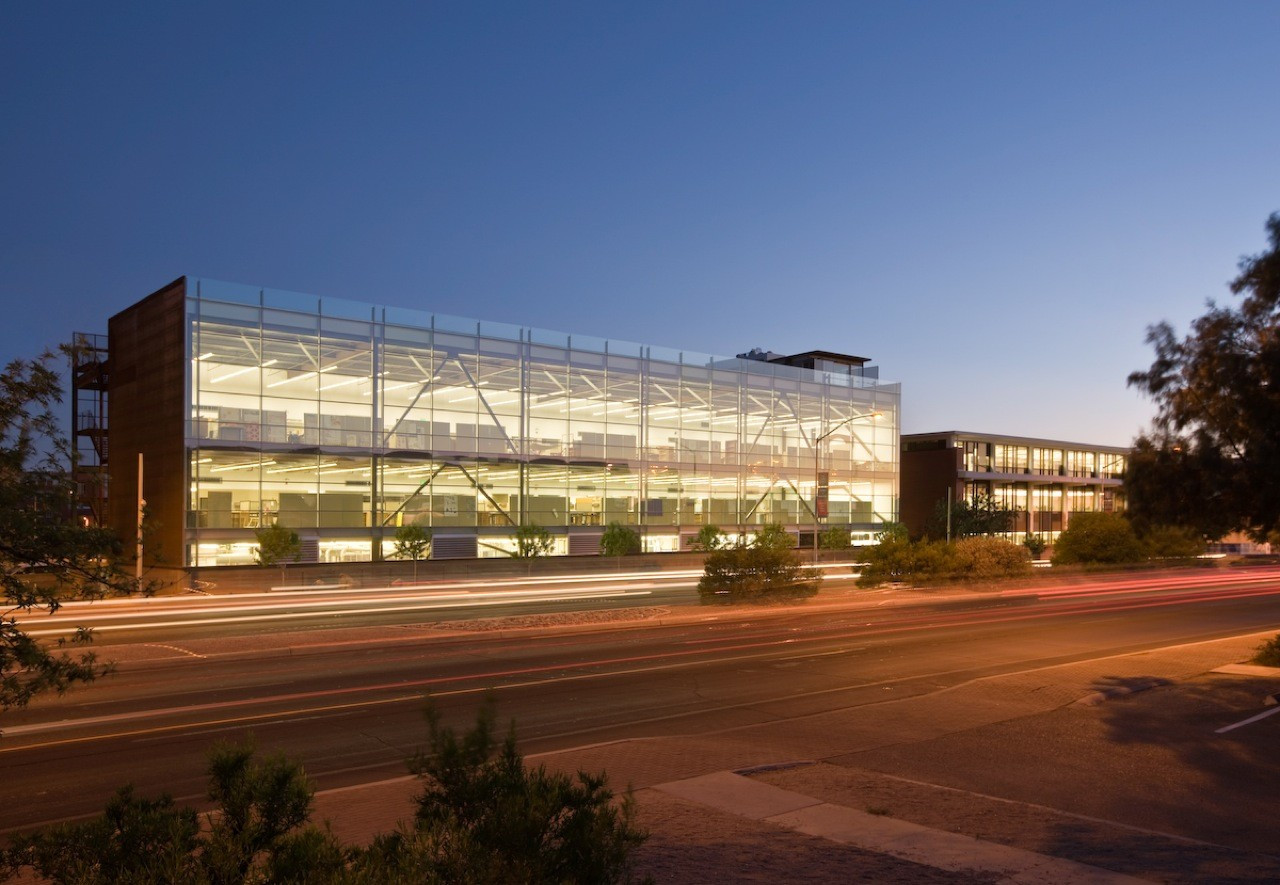 U of A - College of Architecture, Planning and Landscape Architecture