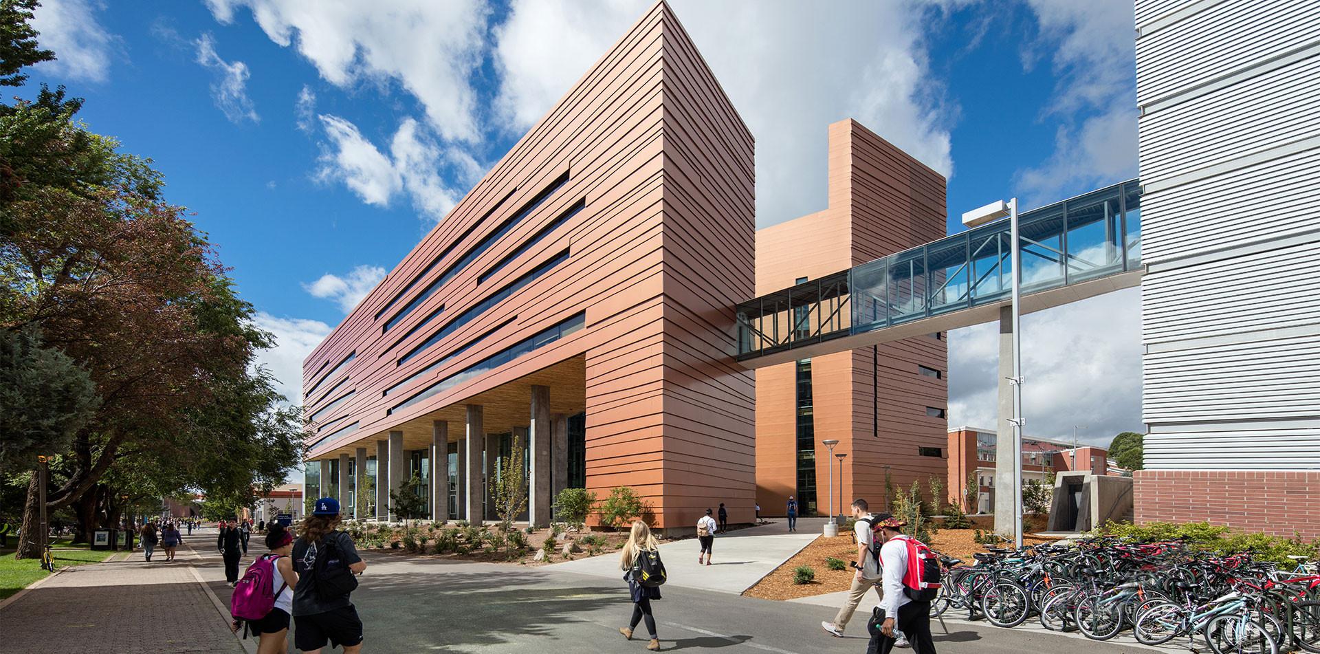 Northern Arizona Universtity - Health & Science Building