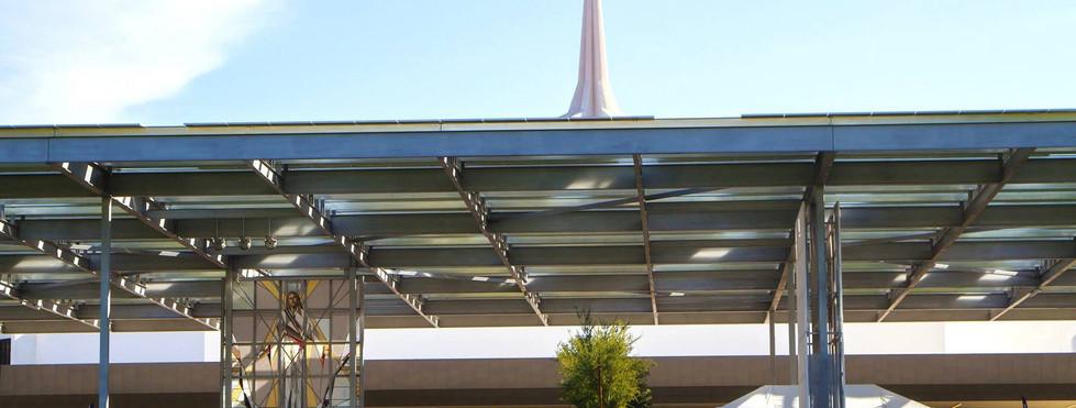 Dream City Church - Solar Shade Structure