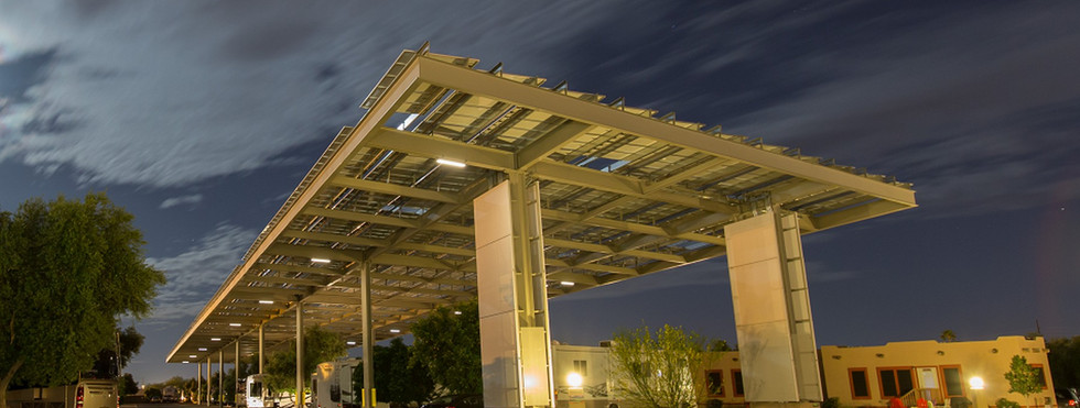 KOA Campgrounds - Solar Shade Structure