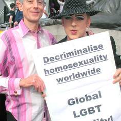 World Pride  - Boy George - 7 July 12