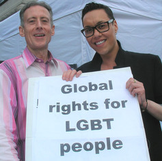 World Pride - Gok Wan - 7 July 12