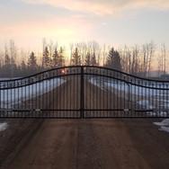 Aspen Hills Gate