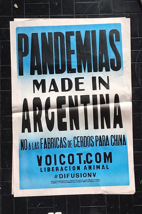 Edición Mini - Argentina Matadero del Mundo