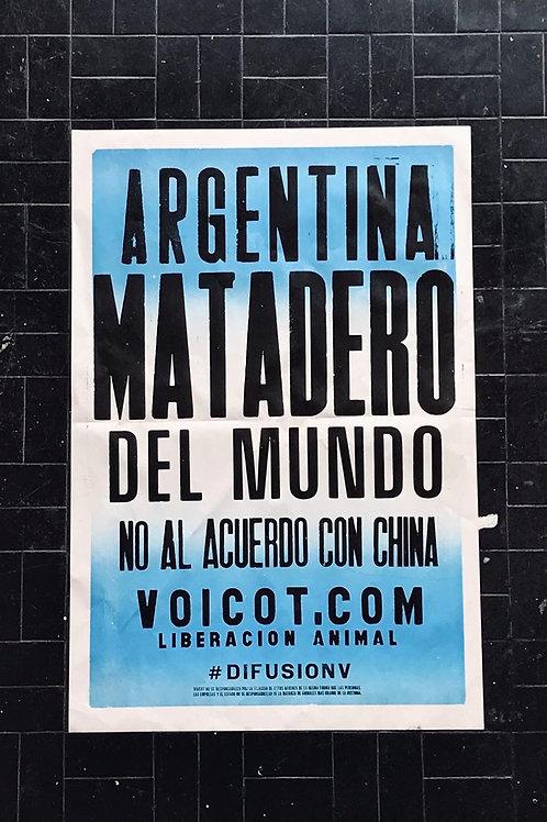 Edición Argentina Matadero del Mundo