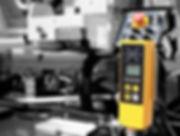 Endüstriyel makine üreticileri için akıllı makineler.