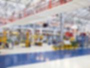 Büyük ölçekli endüstri firmaları ve Mega fabrikaların dijital ikizi.