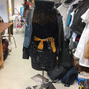 KS2-4 Creative Writing and Costume