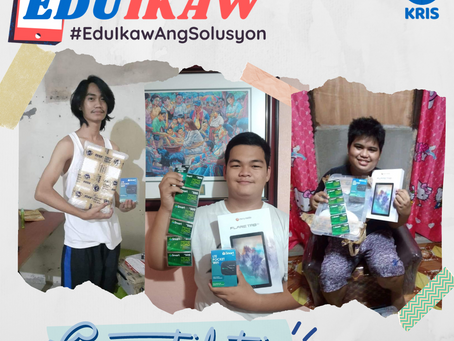 #EduIkaw Now on its 4th Batch