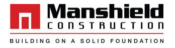 Manshield Construction logo