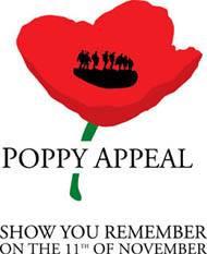 Remembrance Sunday, 12th November 2017