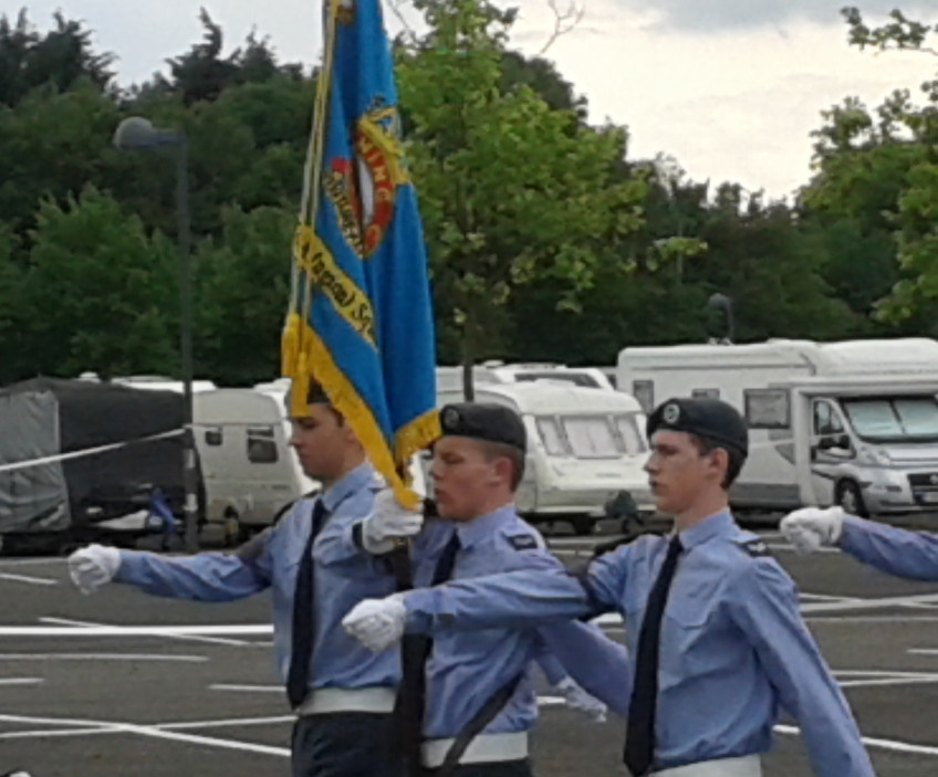 Marching Proud