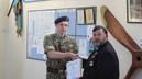 Oakington Squadron receive Royal British Legion award