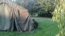 Tentercise - Preparing for Wing Field Weekend