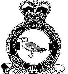 2524 (Oakington) Squadron Crest - a brief history