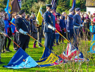 Remembrance Sunday 12 November 2017