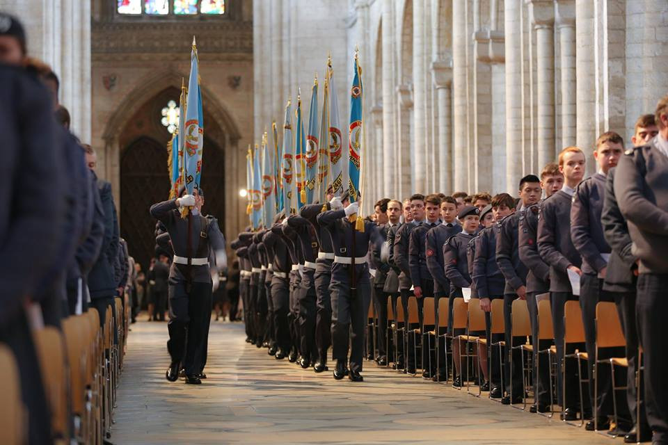 75th Celebrations in Ely Cathedral
