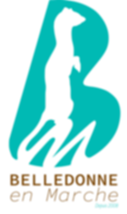 Logo BeM 2019 Hermine Belledonne en marc