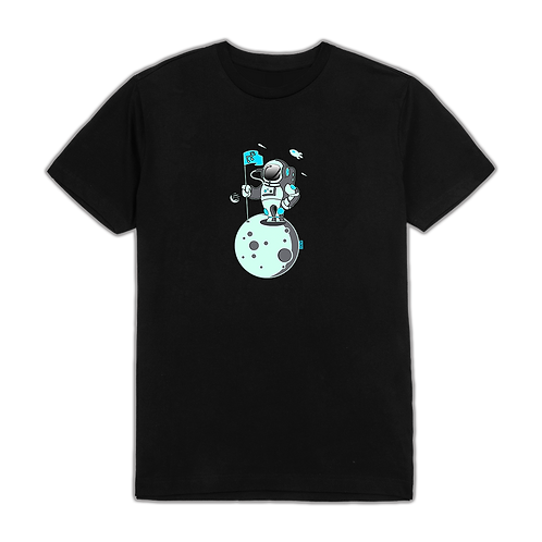 SPACE T-shirt Classic - Glow & Reflective
