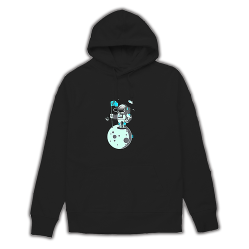 SPACE Hoodie - Glow/Reflective