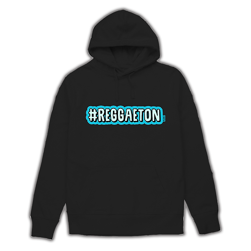 #REGGAETON Hoodie - Glow