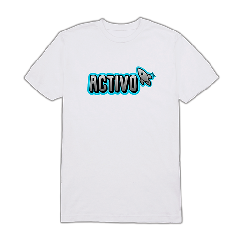 ACTIVO T-shirt Classic - Reflective