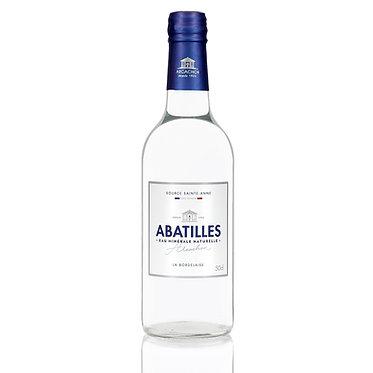 ABATILLES  GRAND CRU,  STILL WATER 50 CL.   /  12 bottles per box