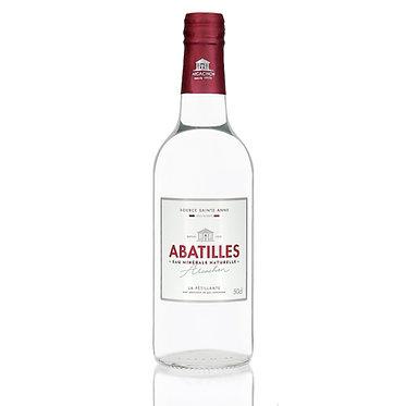 ABATILLES GRAND CRU, SPARKLING WATER 50 CL. / 12 bottles per box
