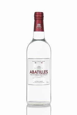 ABATILLES GRAND CRU, SPARKLING WATER 75 CL. / 12 bottles per box
