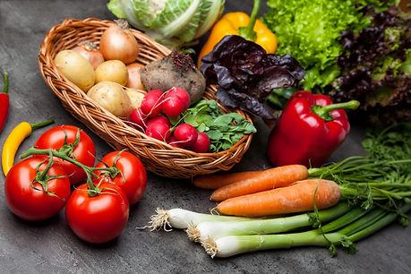 fresh-organic-vegetables-on-rustic-backg