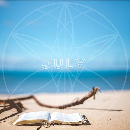 Den Globale Månedsenergi - Juli 2019