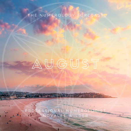 The Numerology Forecast - August 2020