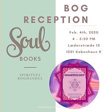 Soul Books bog reception A Little bit of