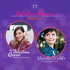 Intuitive Queens Podcast episode with No