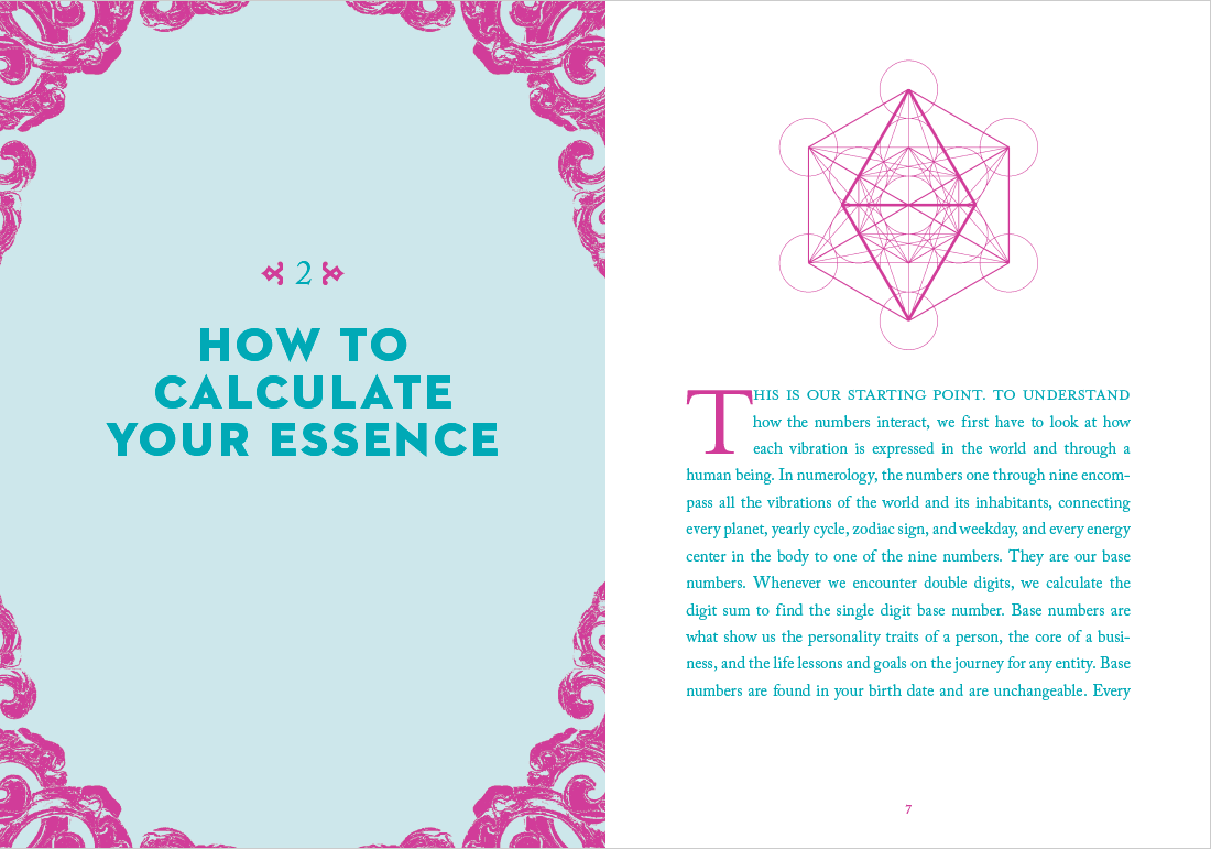 A Little bit of Numerology by Novalee Wilder - Chapter 2 - How To Calculate Your Essence