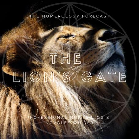 The Lion's Gate Portal 8/8