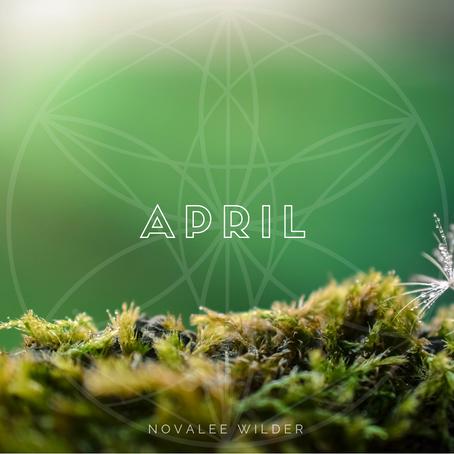 Den Globale Månedsenergi - April 2019