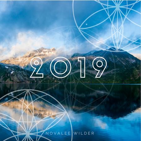 Den Globale Årsenergi – 2019 + Januar